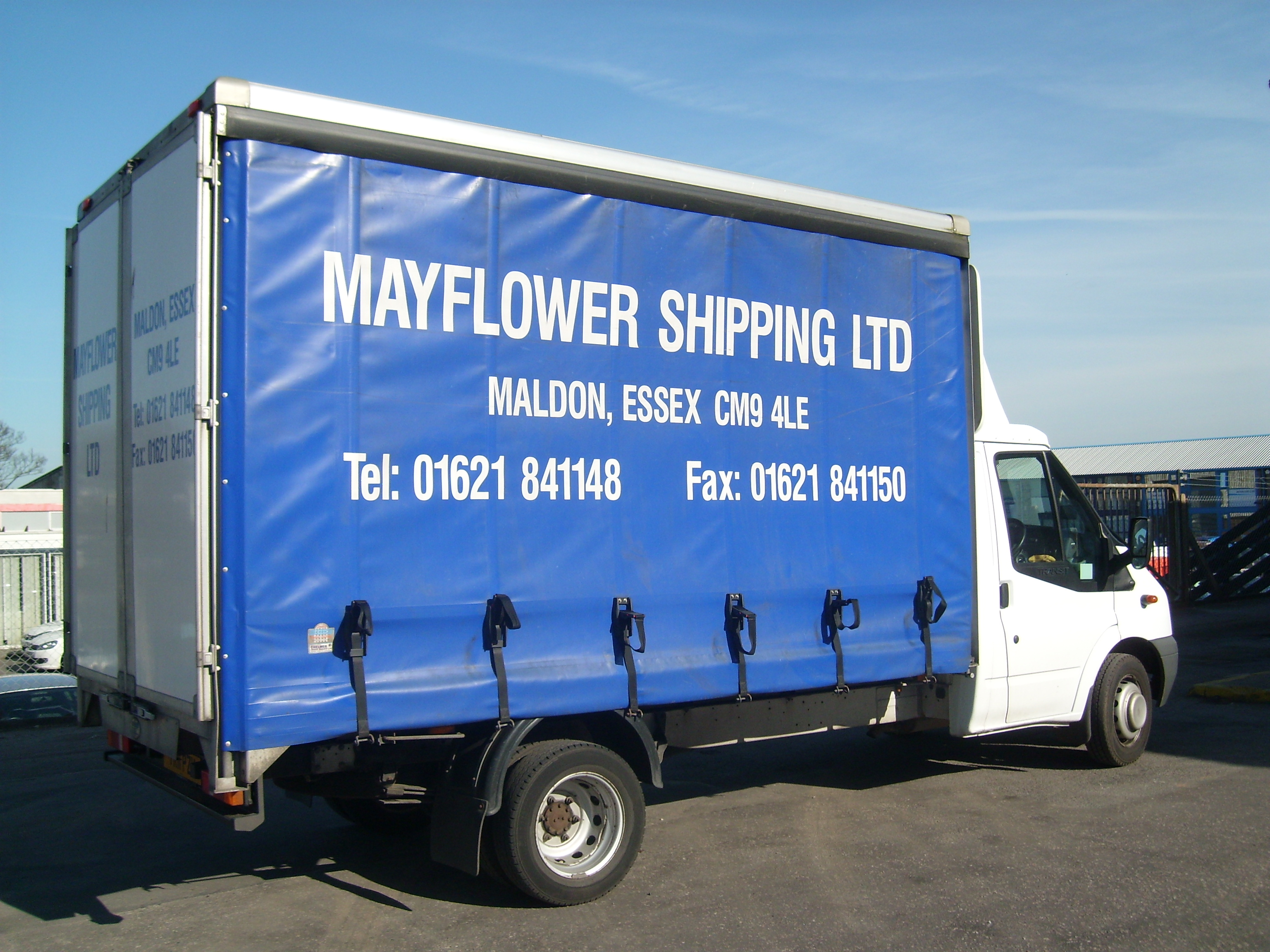 Superb Mayflower Car Shipping #10: Mayflower Shipping Ltd. International Forwarding Agents